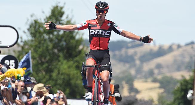 Porte vandt i Frankrig - Contador og Fuglsang godt kørende