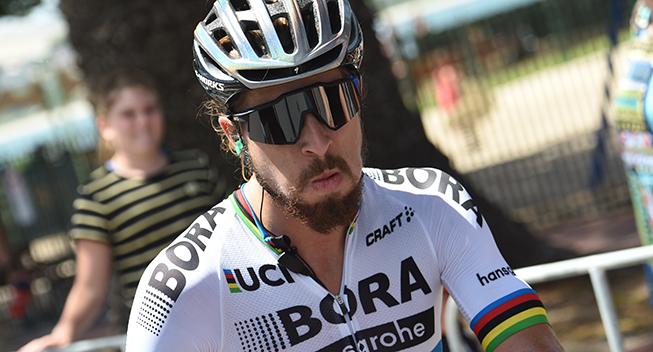 Optakt: 7. etape af Tour of California