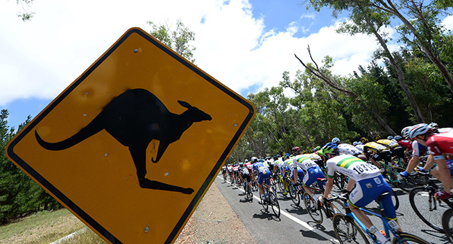 Australier vandt første etape i Langkawi