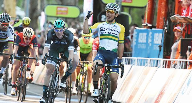 Optakt: 3. etape af Tour Down Under