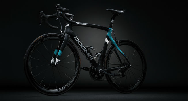 Se WorldTour-holdenes cykler