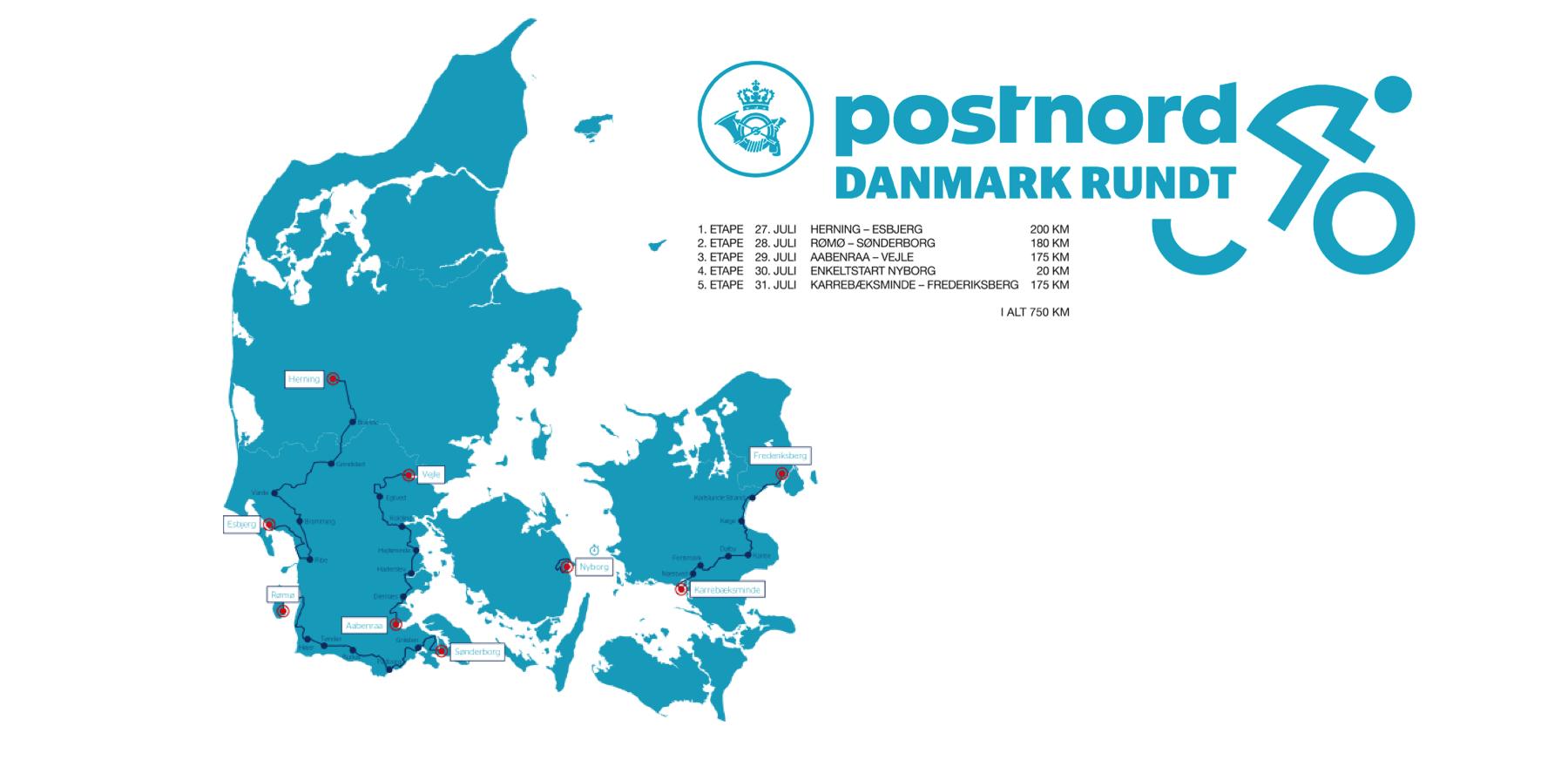 postnord post danmark