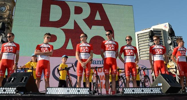 Drapac Cycling Team lukker efter denne sæson
