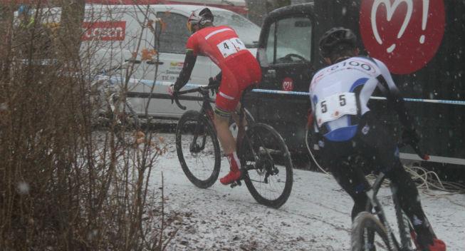 Resultater fra andendagen af CK Kronborg Double UCI Cyclocross Festival
