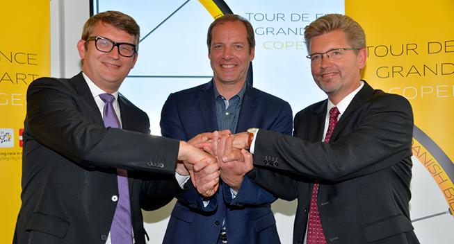 Hovedstaden afviser nye datoer for dansk Tour-start