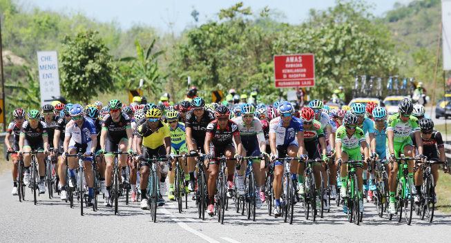 Indonesisk cykelløb aflyst på grund af skovbrande